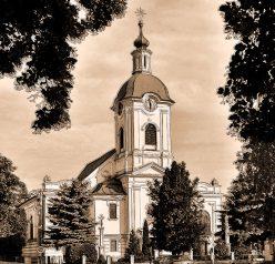 Rímskokatolícka cirkev Farnosť CHYNORANY