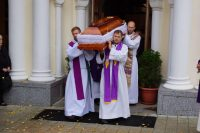 Pohreb pátra MUDr. Ľudovíta Jankeje, SVD