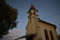 Svätá omša pri kaplnke
