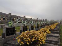 Pohreb sr. Eleny Hrapkovej v Cerovej