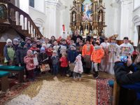 Mikuláš v kostole - 2017 - Chynorany