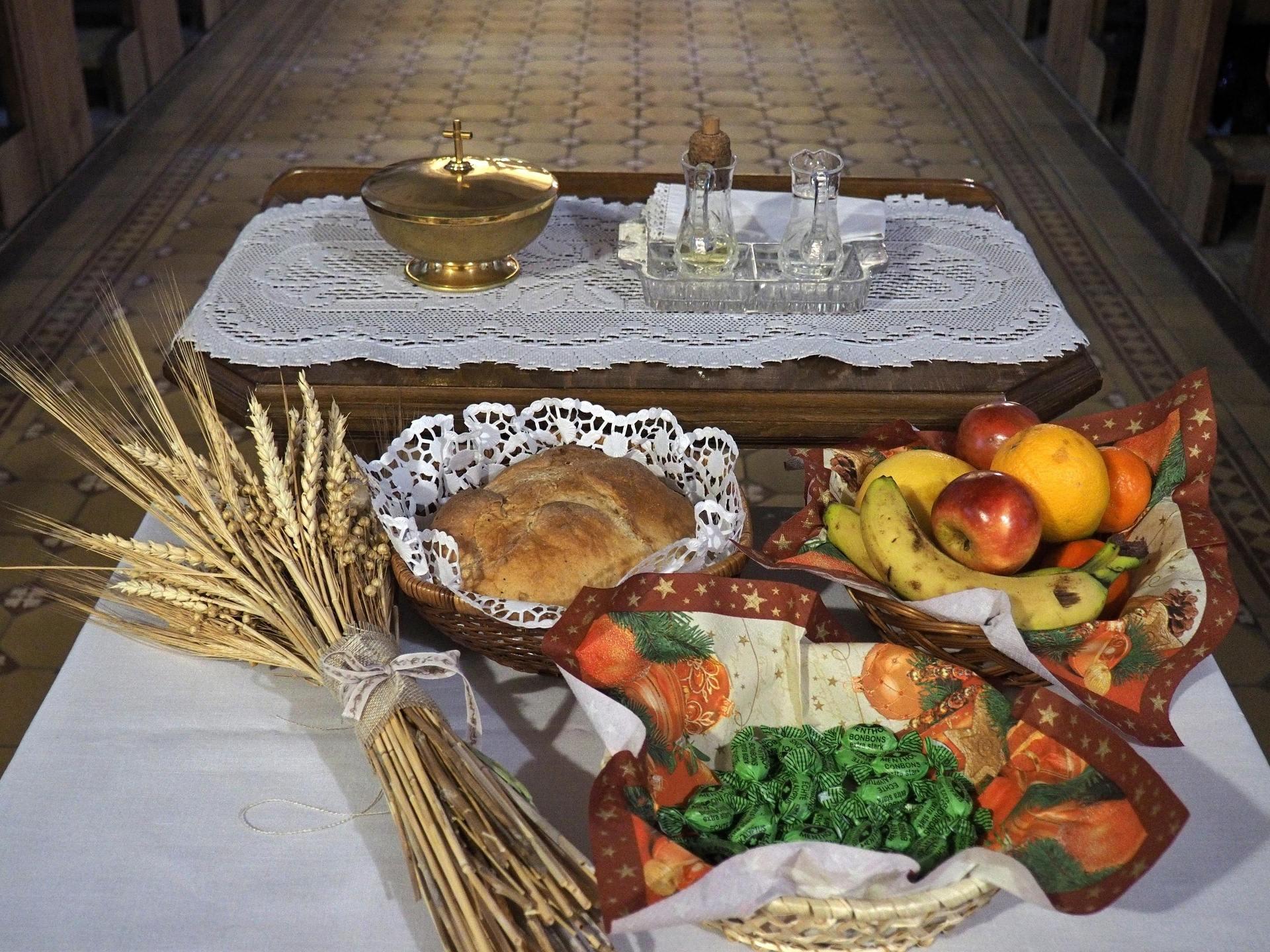 Novoročná sv. omša - 1. január 2018