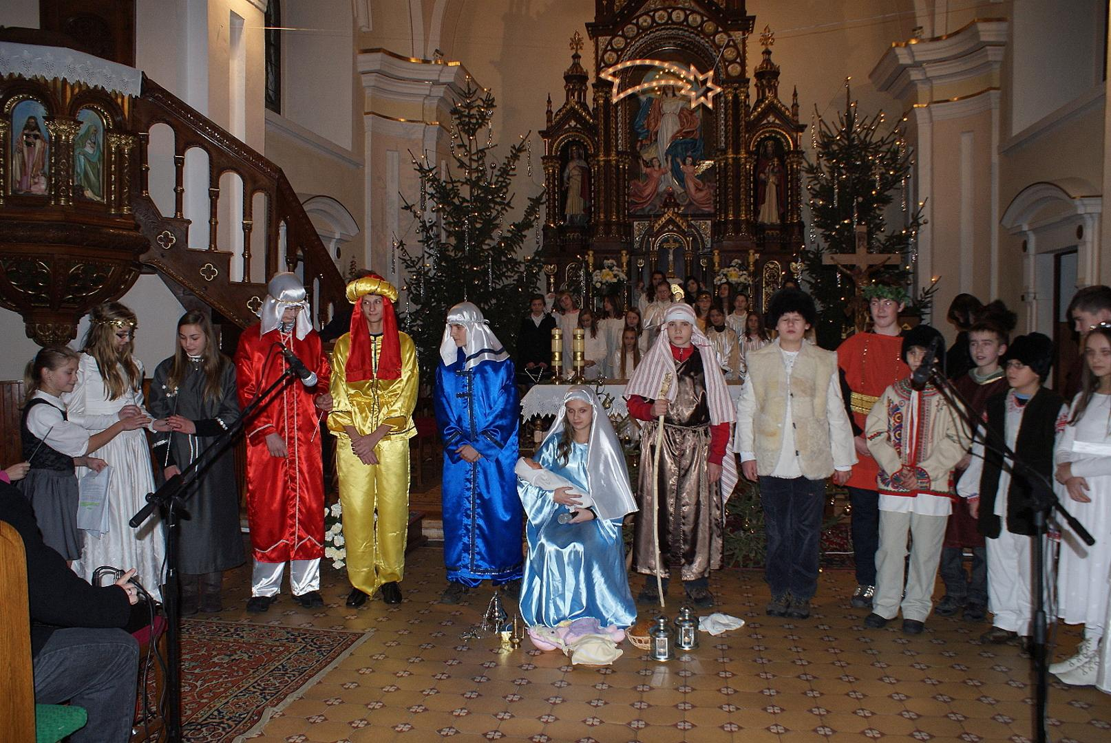 Jasličková pobožnosť 2011