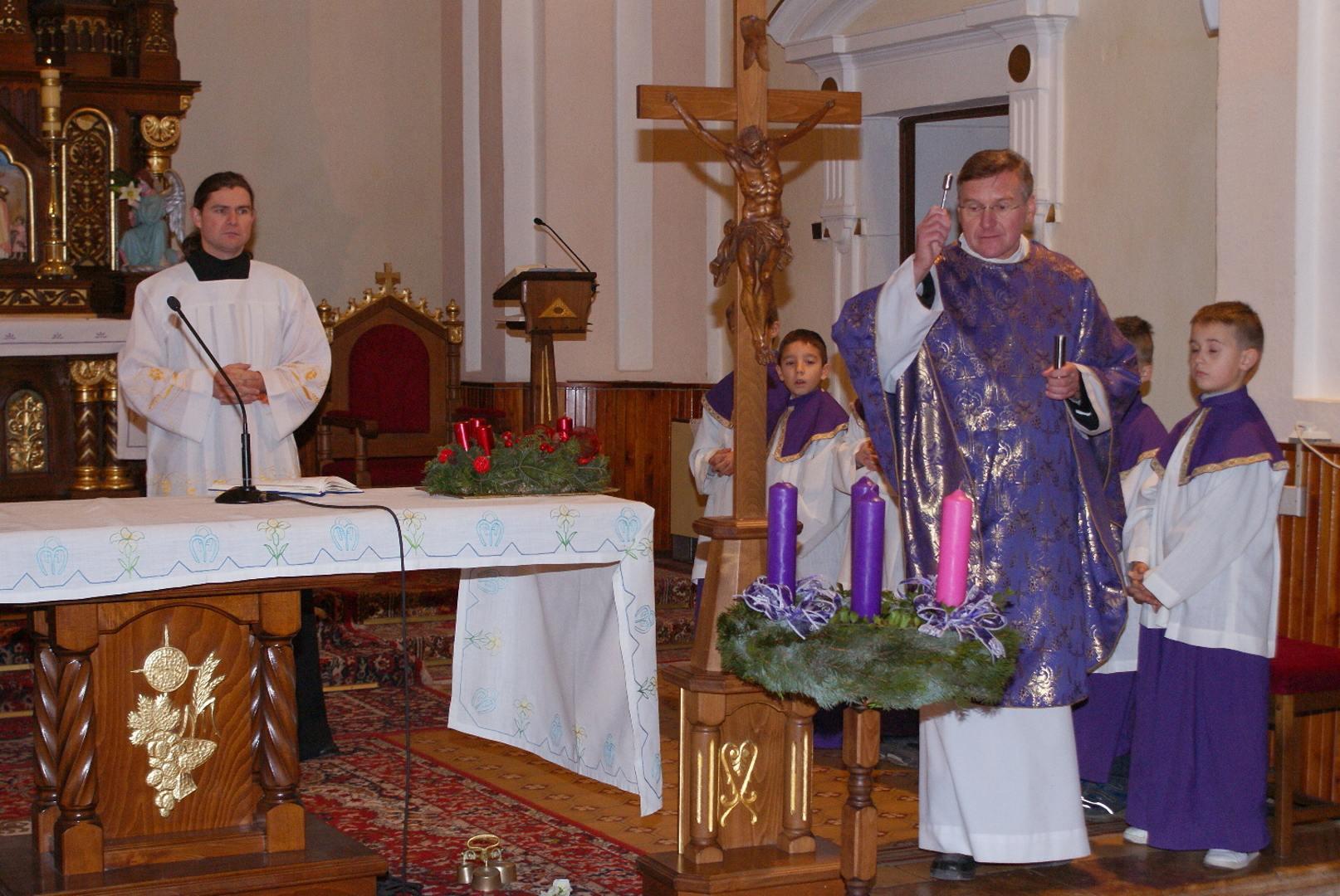 Prvá adventná nedeľa 2. 12. 2012