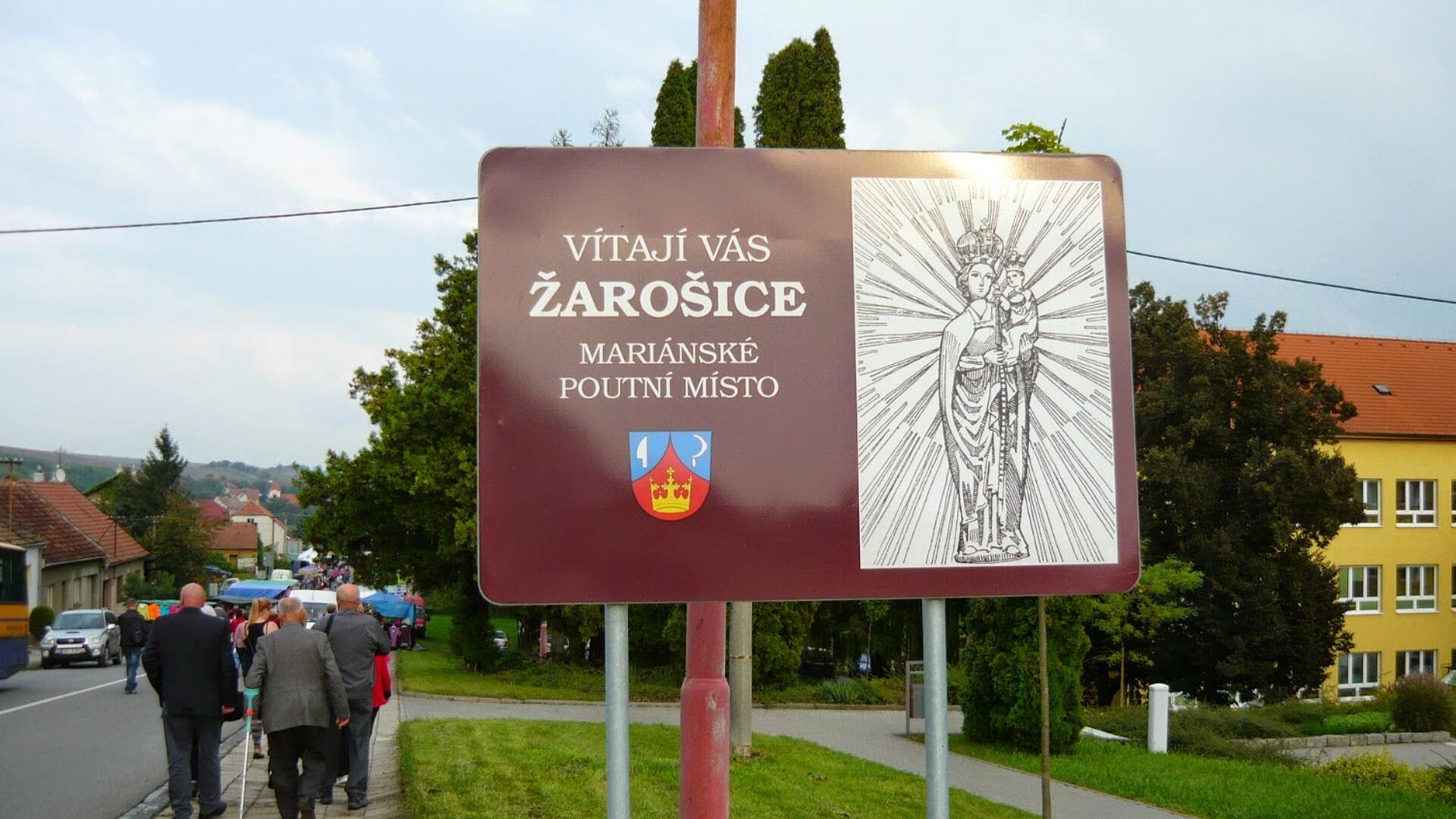 Zlatá sobota - PÚŤ ŽAROŠICE 13.9.2014