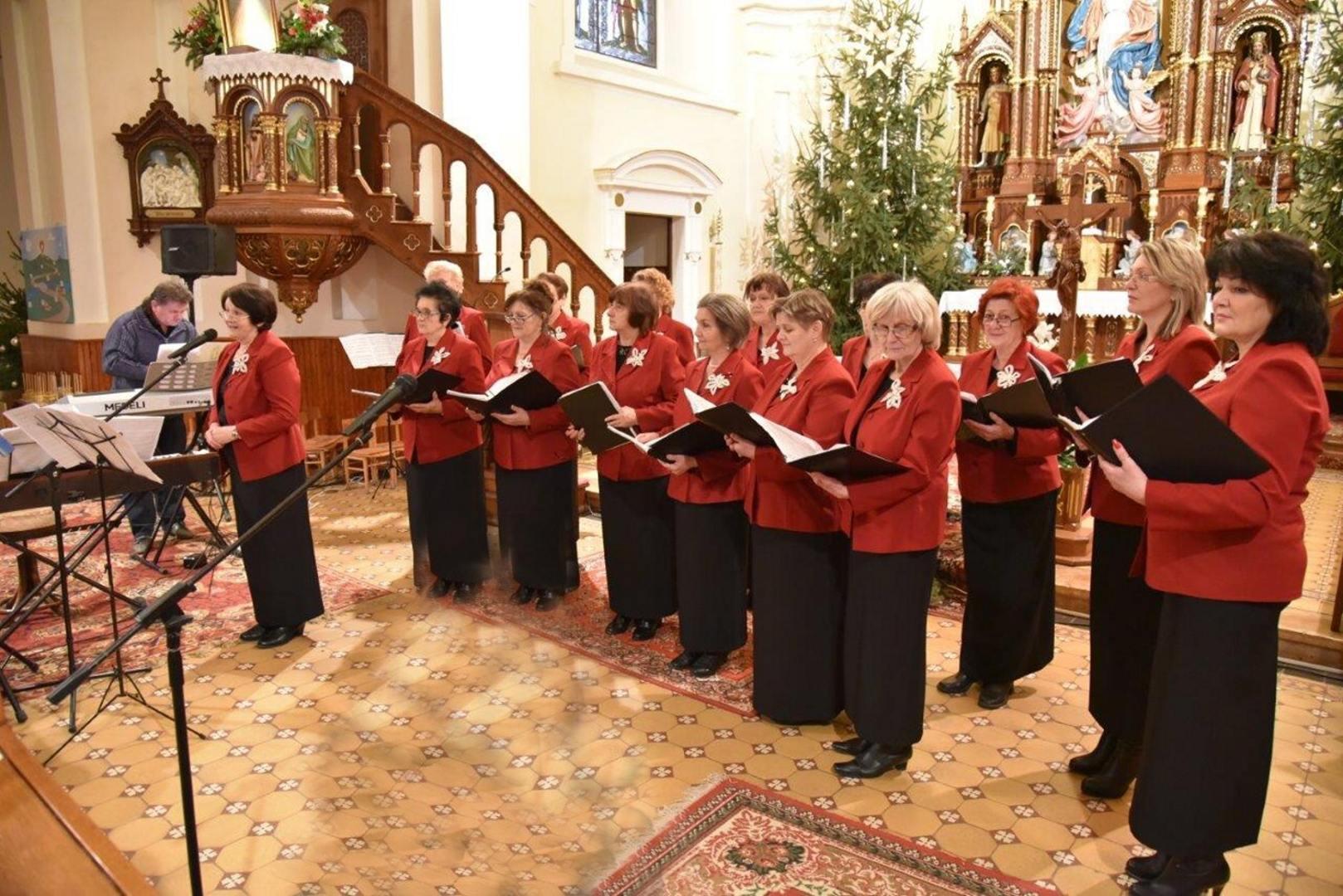 Koncert speváckeho zboru BENETKY