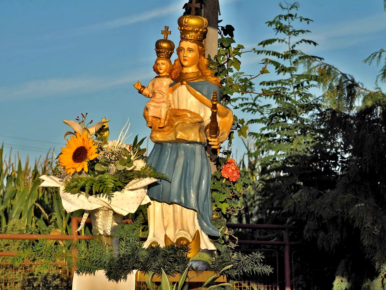 Chynortany - Svätá omša pri kaplnke - 8. september 2020